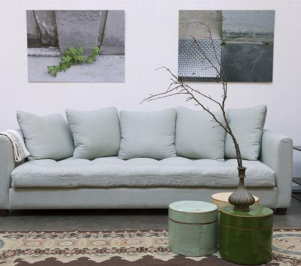 CARAVANE - Thala - Canapé tendu Meubles \ Accessoires Pinterest - location studio meuble ile de france