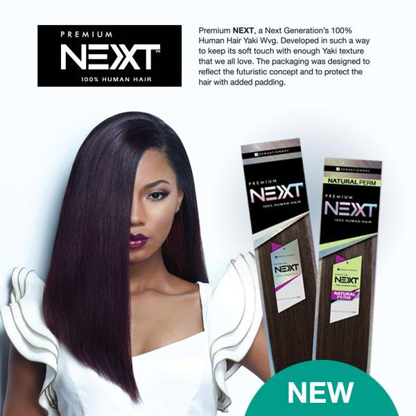 Sensationnel Hair Humanhair Next Yaki Newyaki Hairweave Weave