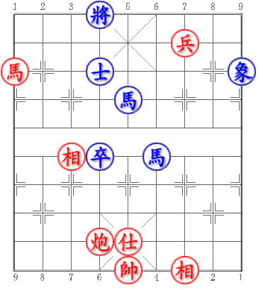 ZheJiang Zhang PeiJun vs. ZheJiang SongHaoMing (2017-05-28) Event: 2017 1st GaoQi Cup XiangQi Open Round: Round 3 Date: 2017-05-28 Result: Red Win Ván cờ hay!  Giải đấu: 2017 1st GaoQi Cup XiangQi Open Vòng: Round 3 Ngày: 2017-05-28 Kết quả: Đỏ Thắng #xiangqi #chinesechess #fullgame Answer: http://bit.ly/2uOuvwP