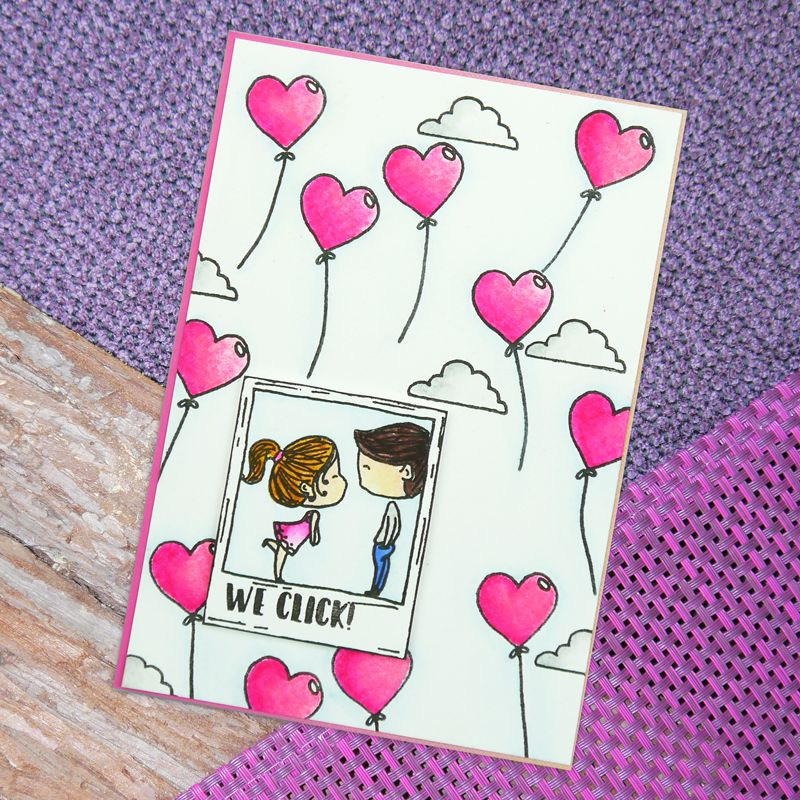 HunkyDory CraftsA Sweet Day A6 Hunkydory for The Love of Stamps