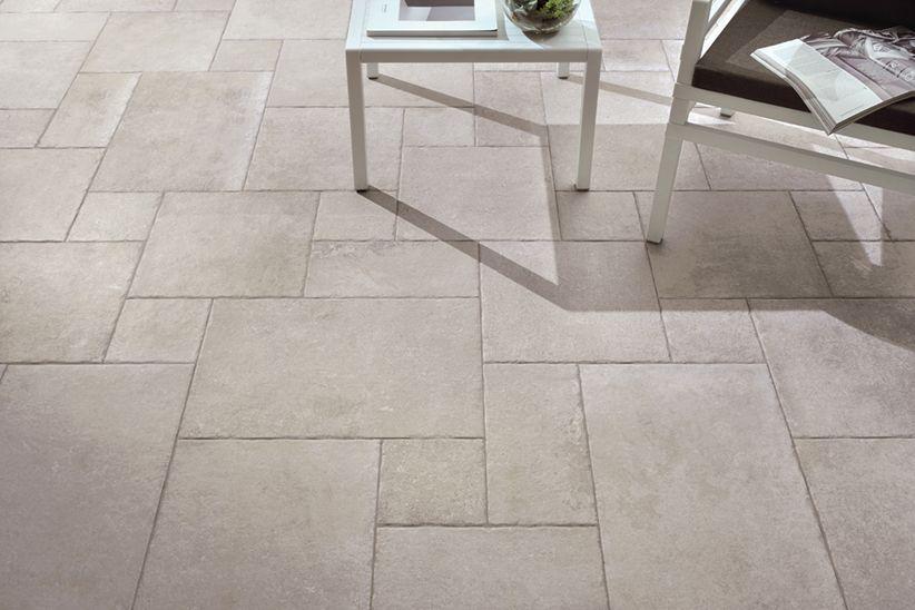 Grigio Modular Tiles Porcelain Flooring Stone Flooring