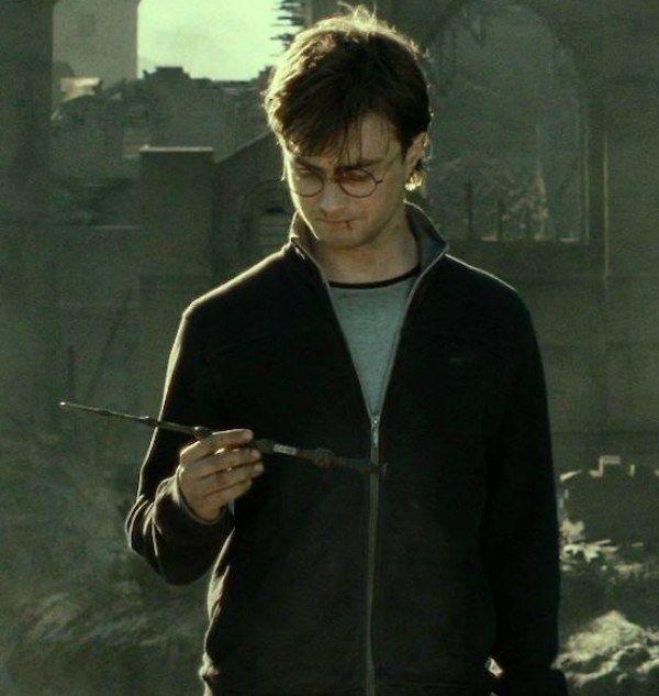 En qu lugares deja harry la varita de sa co o elder for Harry elder
