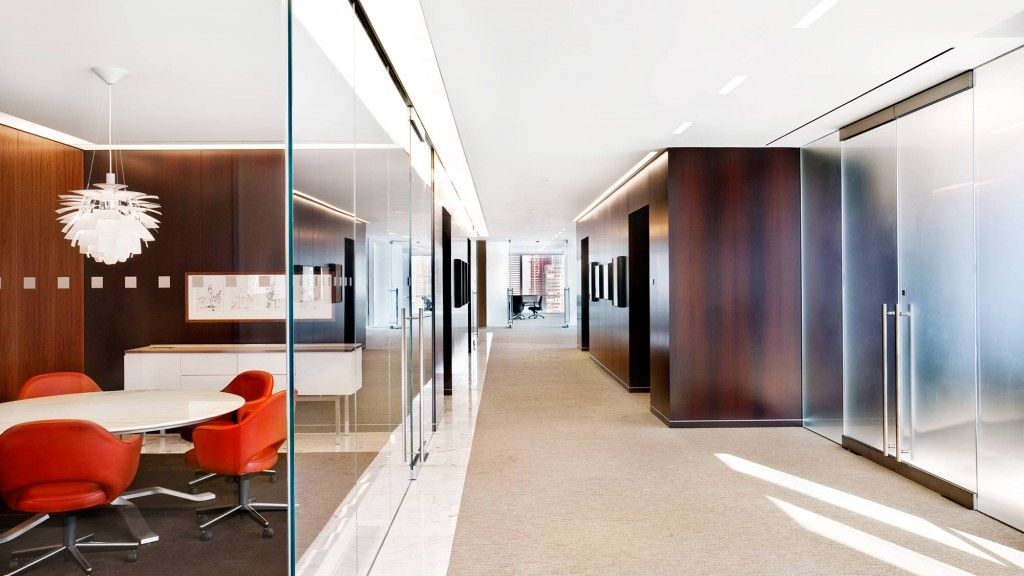Goodwin procter llp new york projects gensler for Interior design office new york
