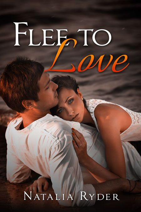 Flee To Love By Natalia Ryder Book Cover Designed By Beetiful Book