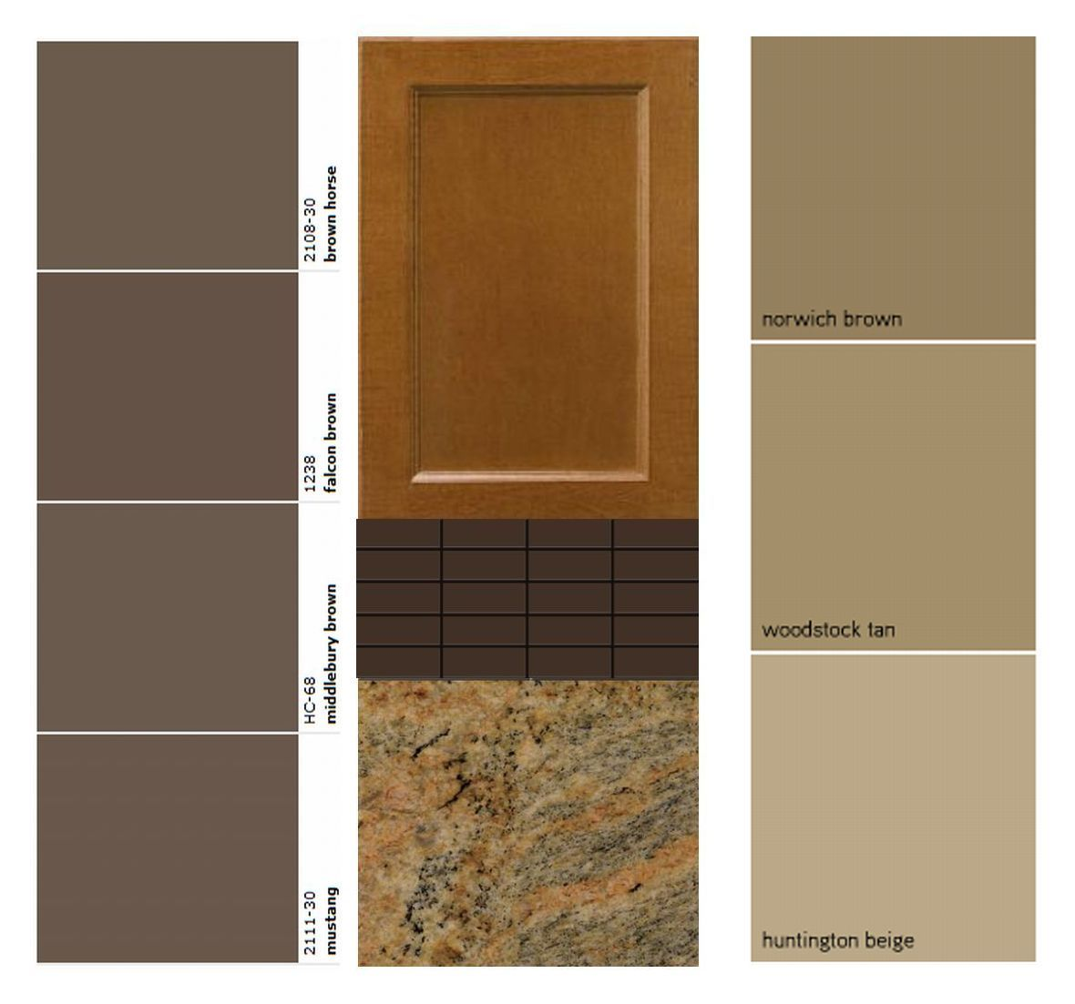 Carmens Corner WARM OR COOL PAINT COLORS Cabinet restyle