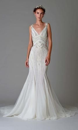 Marchesa water lily 4000 size 4 used wedding dresses water marchesa water lily wedding dress currently for sale at 33 off retail junglespirit Image collections