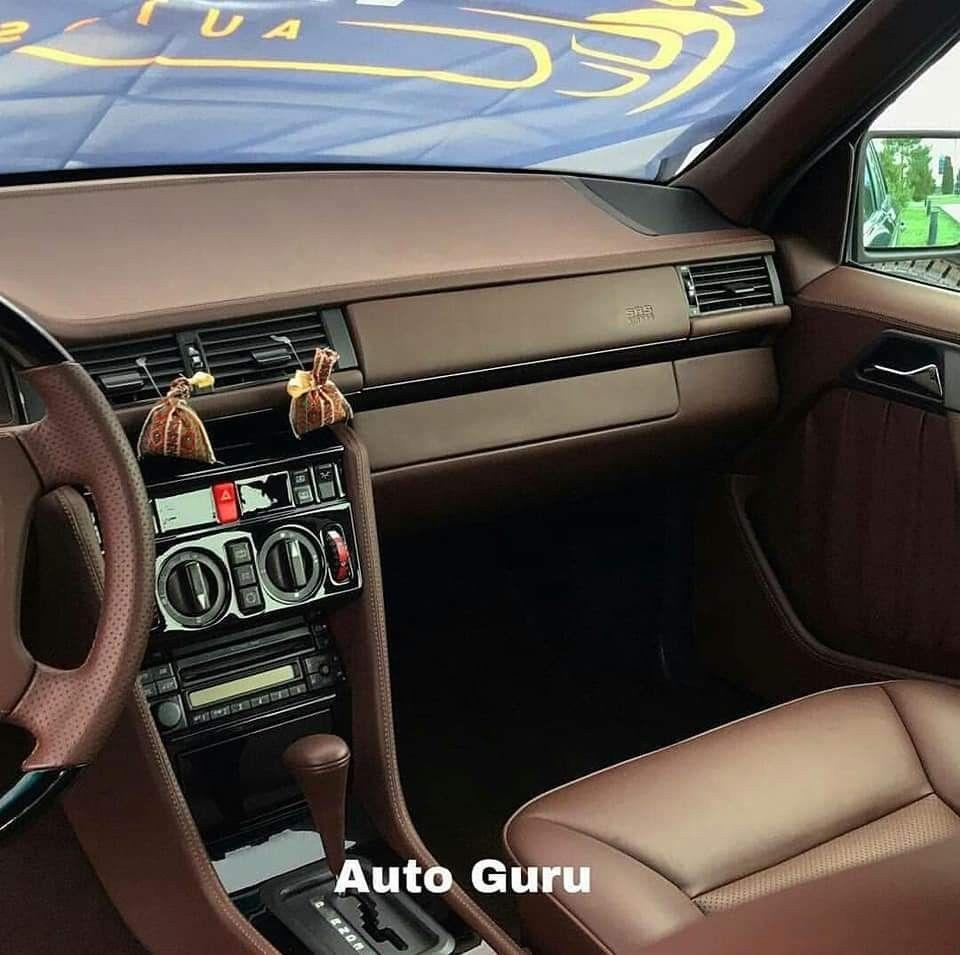 W124 Interior Mit Bildern Mercedes Benz Amg Mercedes Benz