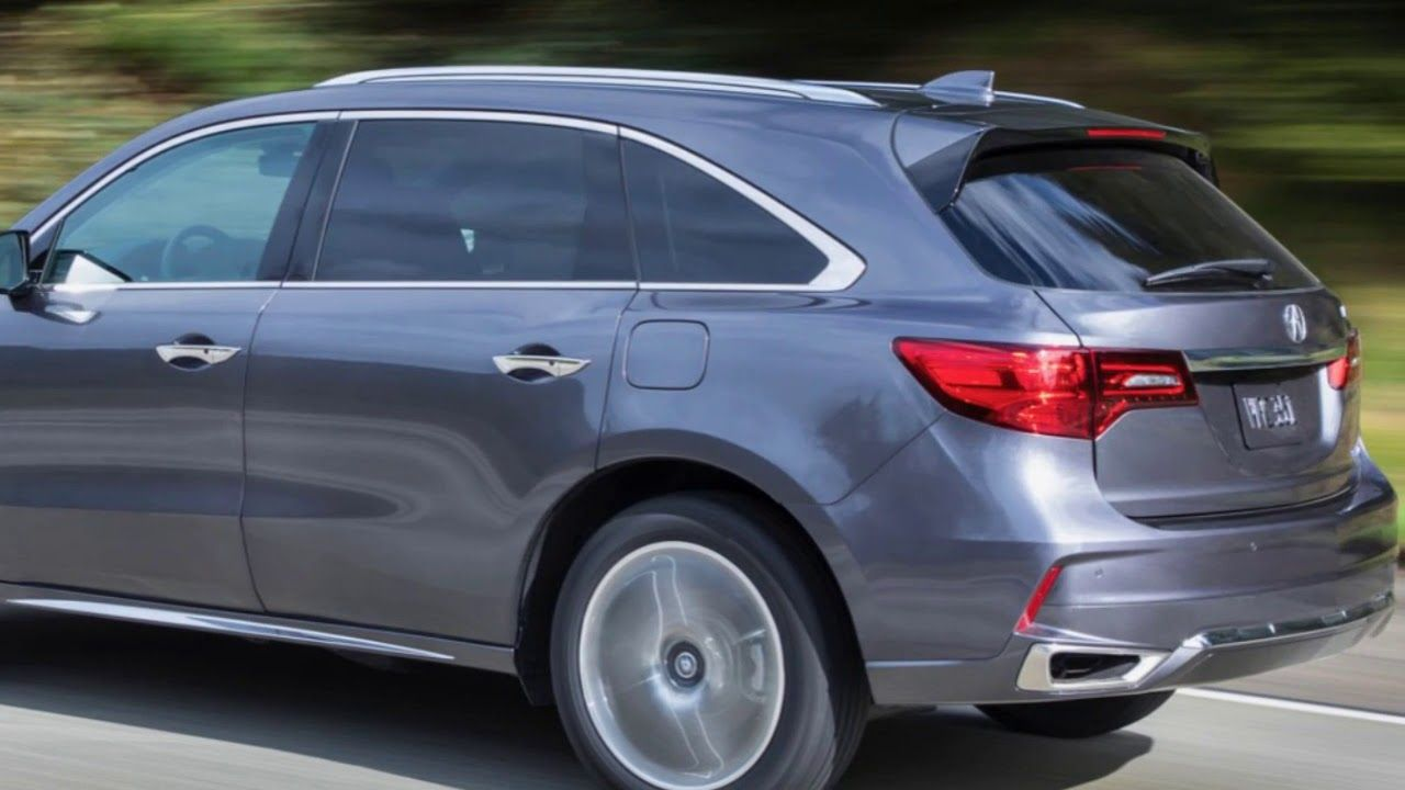 2021 Acura Mdx Release Date Interior And Price In 2020 Acura Mdx Acura Release Date