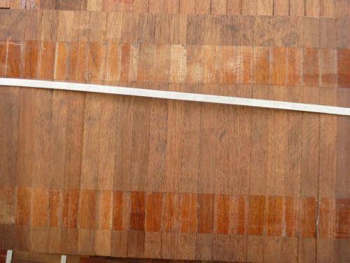 Parkett Direkt parkett 9 66m merbau industrieparkett breitlamelle roh 300x20x14 in