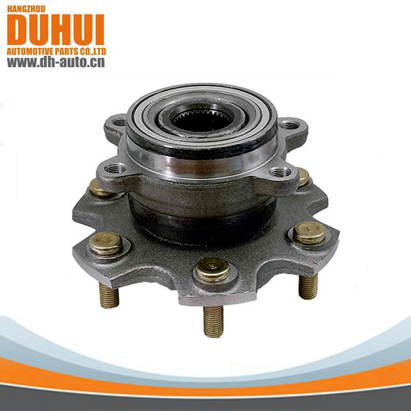 2016 Front Wheel Bearings Hub Bearing Kits Fit For 515125 Infiniti