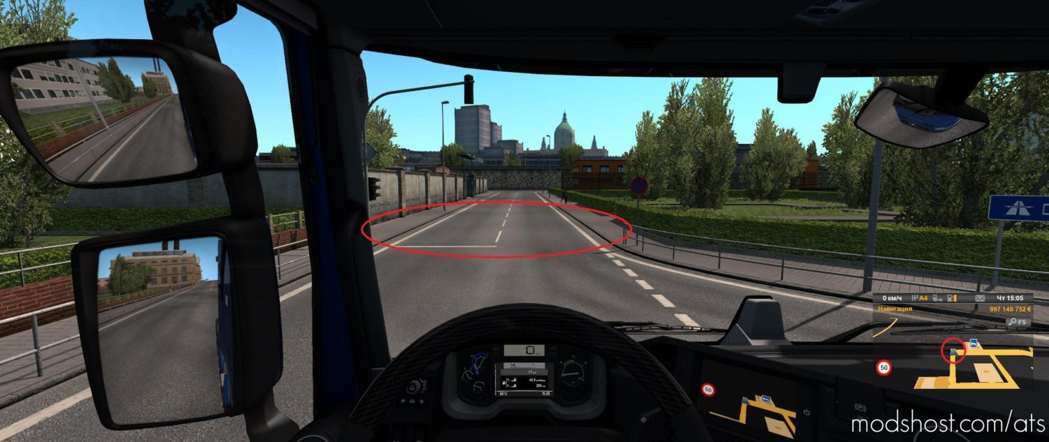 Download No Barriers 1 36 X For American Truck Simulator In 2020