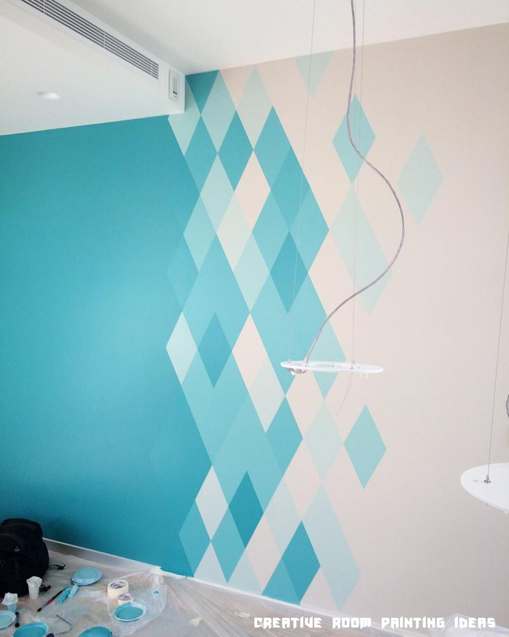 10 Creative Room Painting Ideas In 2020 Creative Wall Painting Wall Paint Designs Bedroom Wall Paint