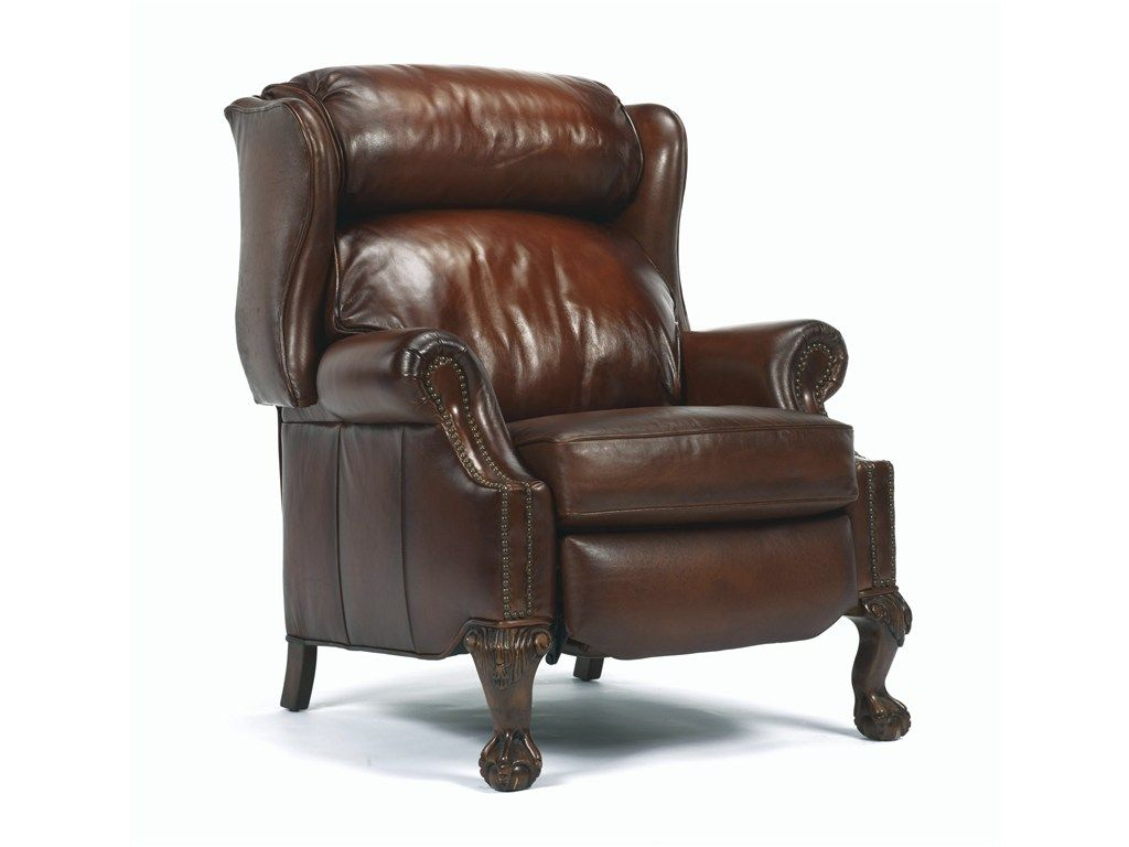 Lake Oswego, OR | Noticing Nailhead | Leather recliner ...