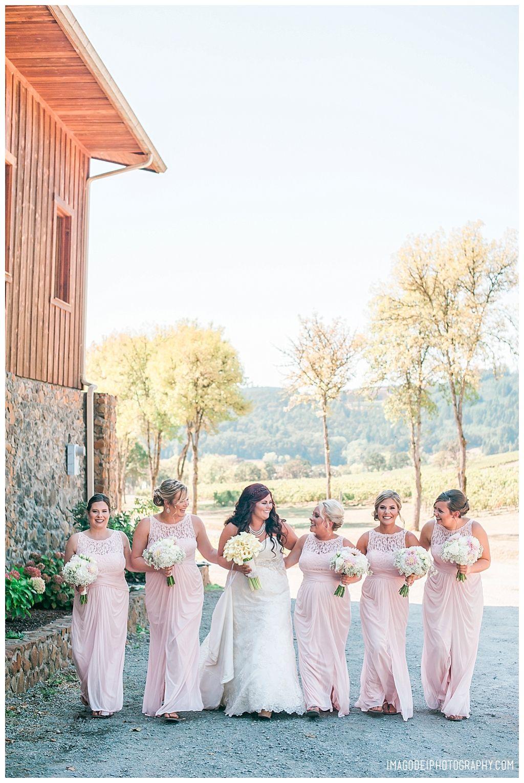 Maysara Winery Wedding In Mcminnville Oregon Wine Country Vineyard Weddings Venues