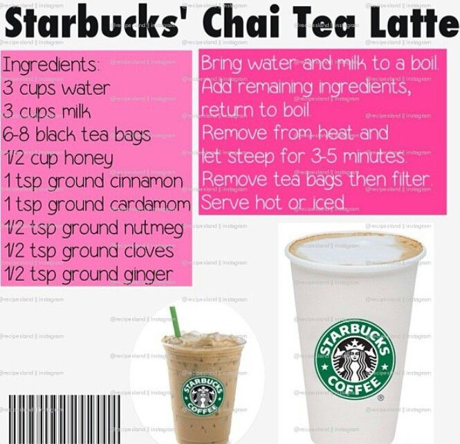 Chai Tea Recipe, Iced Chai Tea Latte