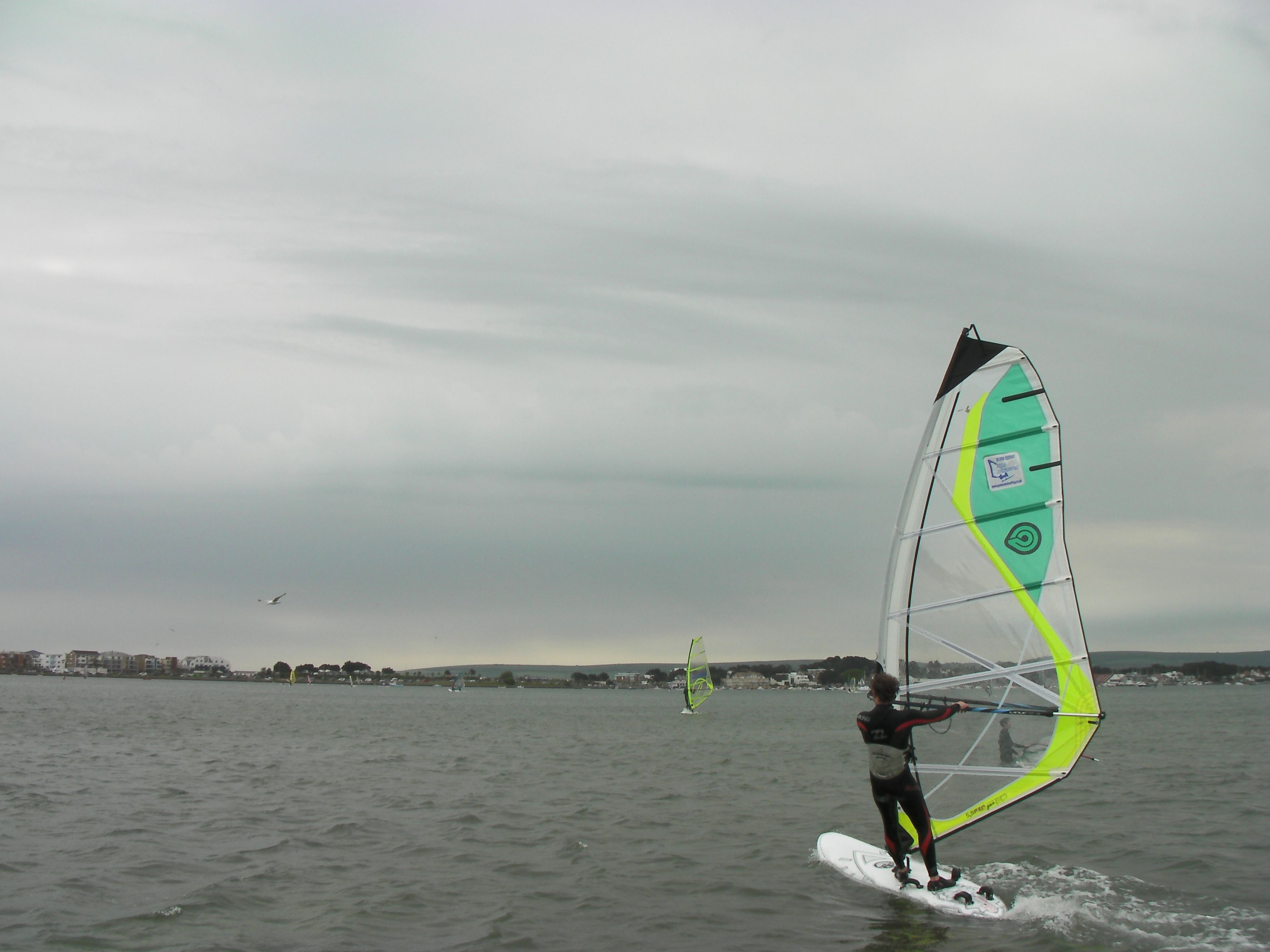 Getting your windsurf board planing is what its all about
