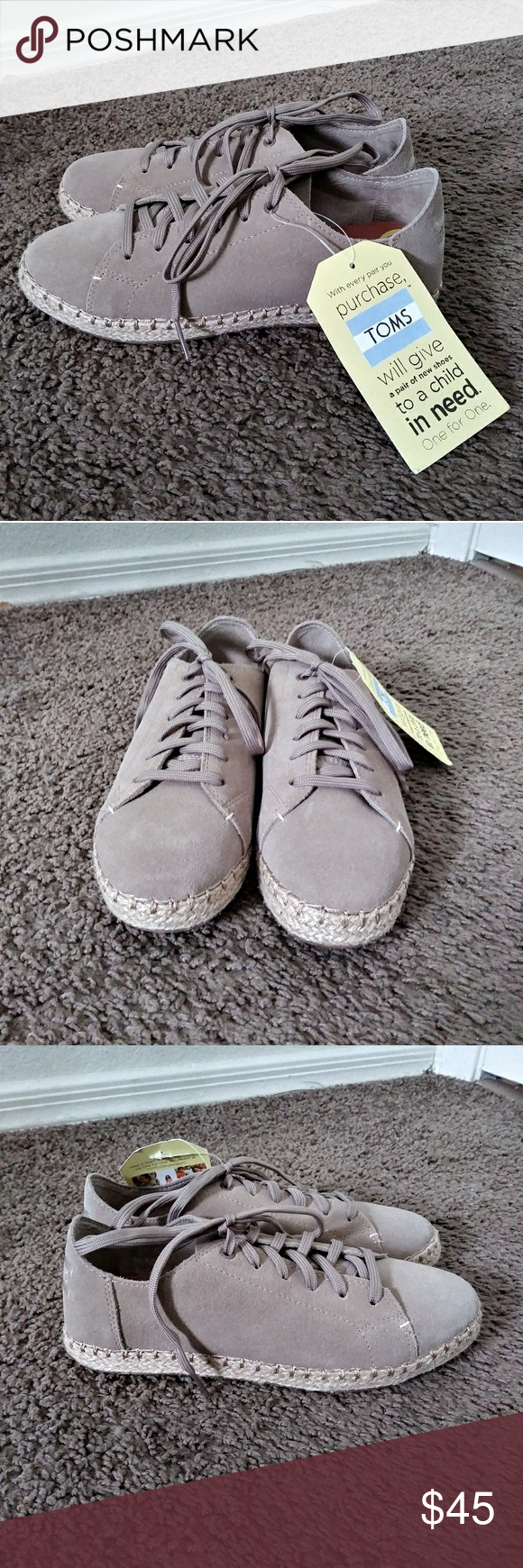 Espadrille sneaker. Toms Shoes Sneakers