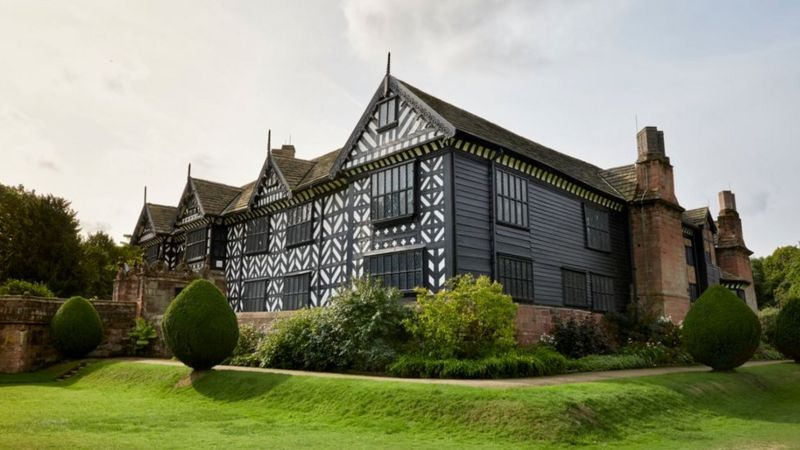 The National Trust homes where colonial links are