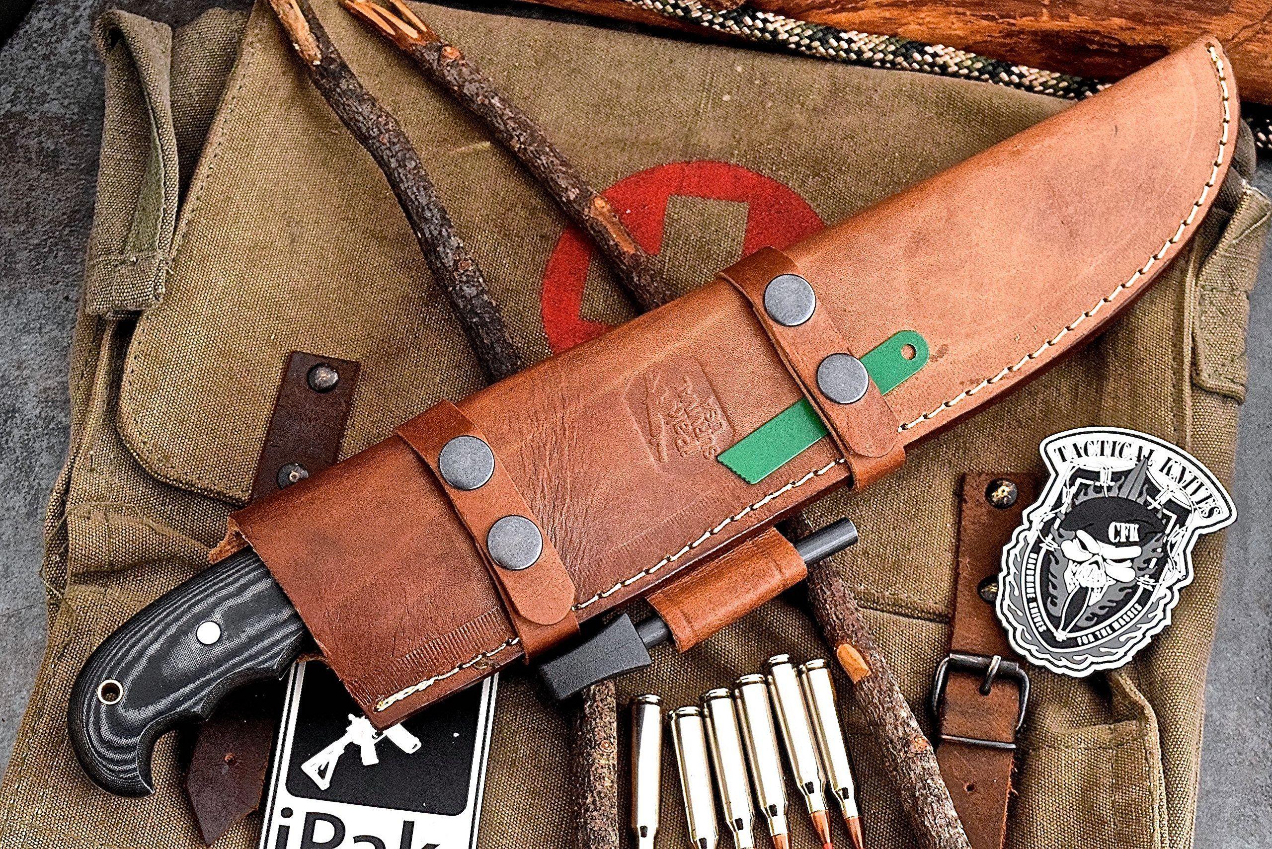 CFK Cutlery Company IPAK USA 15 KOPIS Kukri Gurkha Bolo