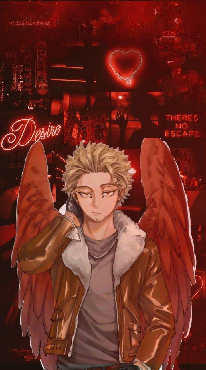 Hawks Wallpaper Mha In 2020 Hero Wallpaper Anime Wallpaper Iphone Hero Daddy