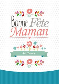 Bonne Fete Maman Avec Images Carte Fete Des Meres Bon Fete