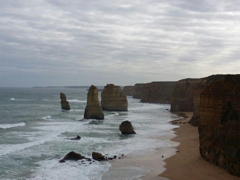 Amazing 12 Apostles @ ocean drive Melbourne