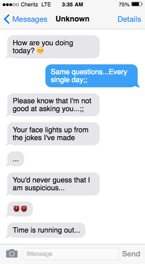 iphone-9kqh - Fake Text Message | Mystic Messenger | Mystic