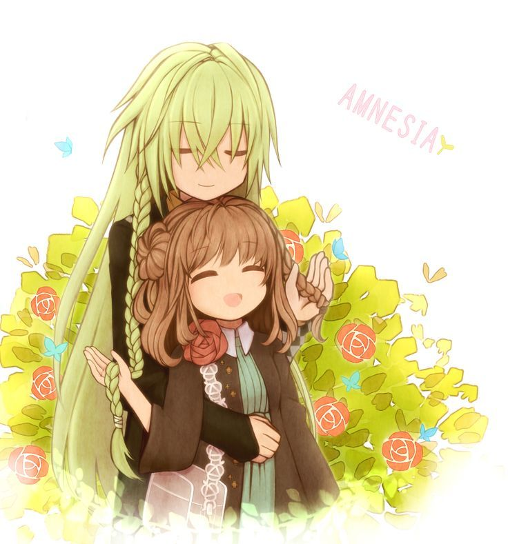 Amnesia The Anime At End