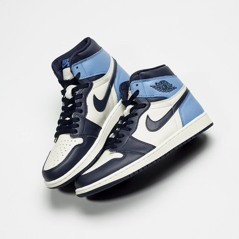nike air jordans blue