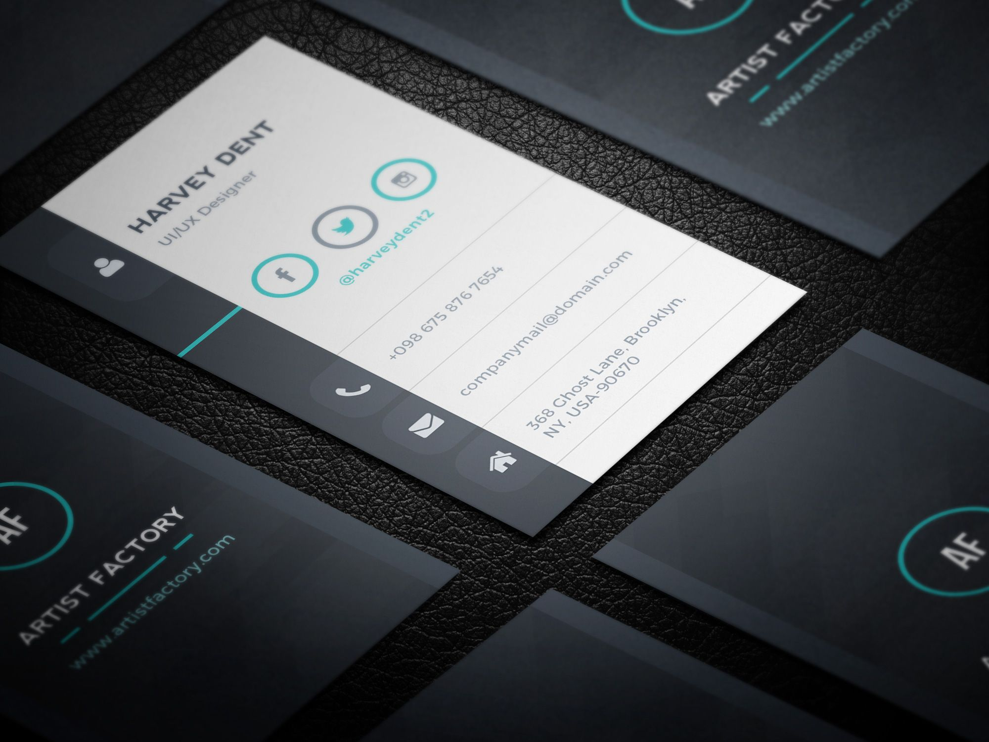Professional Business Card Template Business Cards Card - Professional business card templates