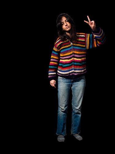 Irianna, Athens #Greece Object: Cool, not girlish jacket 10-04-10 / 15-04-10