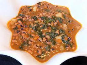 Cocinando con Lola García: Potaje de carillas con espinacas
