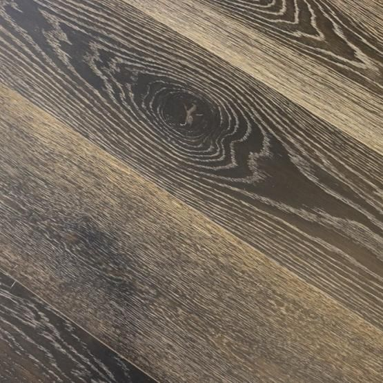 Best White Oak Black Tan 9 16 X 7 1 2 Engineered Hardwood 400 x 300