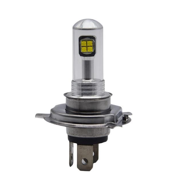 2X H4 H7 H11 H8 9005 HB3 9006 HB4 LED Car Lights Fog Lamps DRL Driving Light Headlights Xenon White 6000K Car Styling