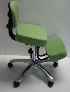 jobri kneeling chair home office alternative seating pinterest