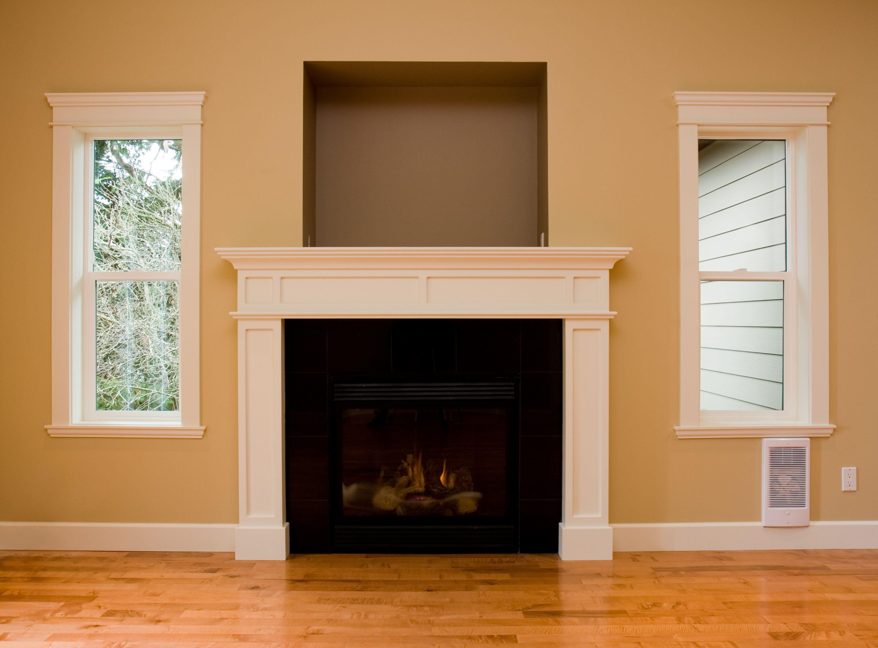 Proper fireplace mantel height mantels fireplace mantel and