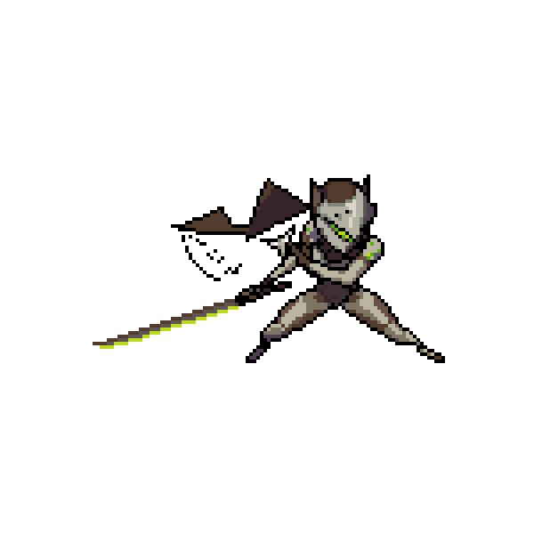 Gamersplural Pixel Art Games Pixel Art Overwatch