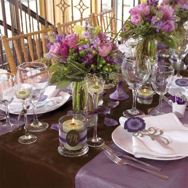 Sage Green And Lavender Wedding