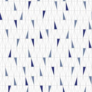 Tapete Blau Muster : tapete ratio blau skandinavisches design skandinavische ~ Watch28wear.com Haus und Dekorationen