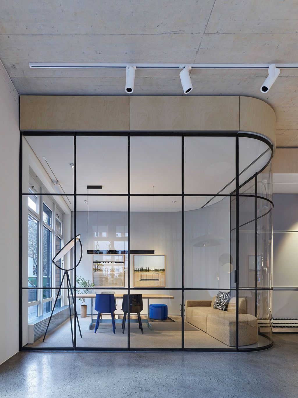 49 Modern Glass Wall Interior Design Ideas Corporate Interior