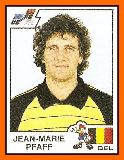 Jean marie pfaff