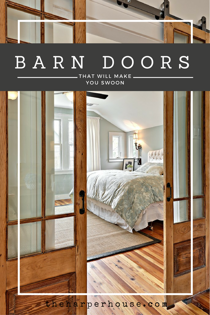 10 awesome sliding barn doors kitchen pinterest. Black Bedroom Furniture Sets. Home Design Ideas