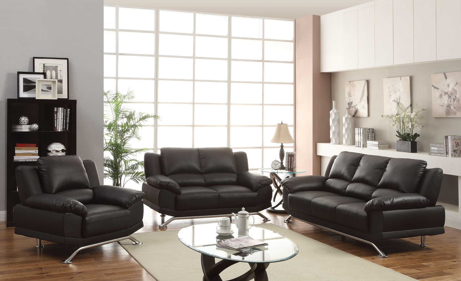 Best Maigan Sofa Set Acme Furniture Home Gallery Stores 400 x 300
