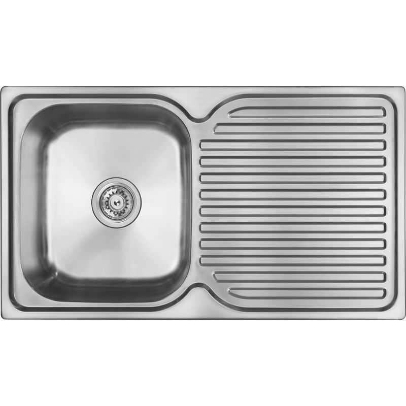 find abey single bowl single drainer stainless steel sink rh at bunnings warehouse  visit your local store for the widest range of kitchen products  abey single bowl single drainer stainless steel sink rh   bunnings      rh   pinterest com