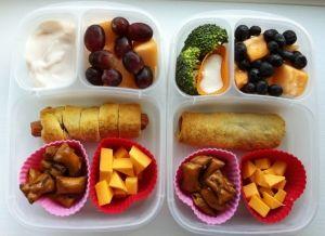 Hot Dog Bento Lunch