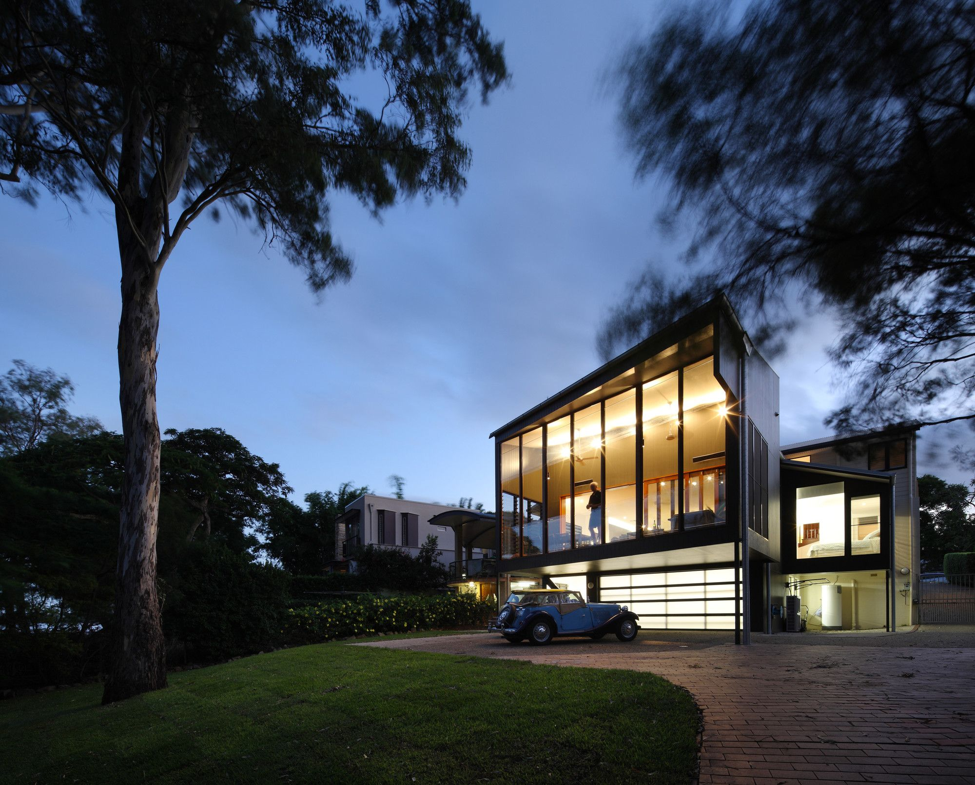 River Room / Shaun Lockyer Architects | Architects and Architecture