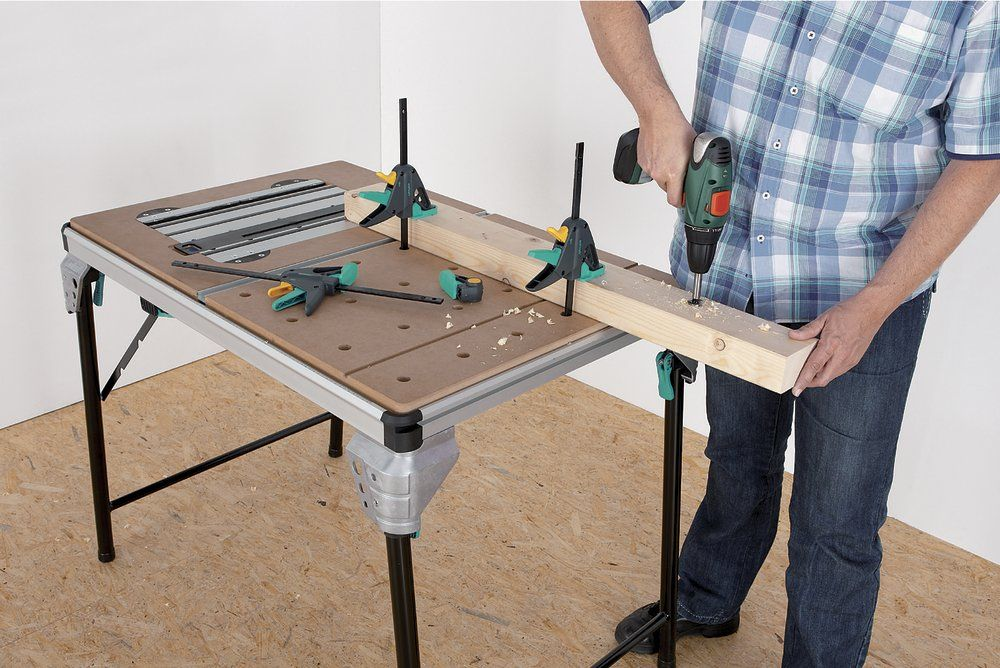 Banco Di Lavoro Wolfcraft : Wolfcraft folding router table modern coffee tables and accent