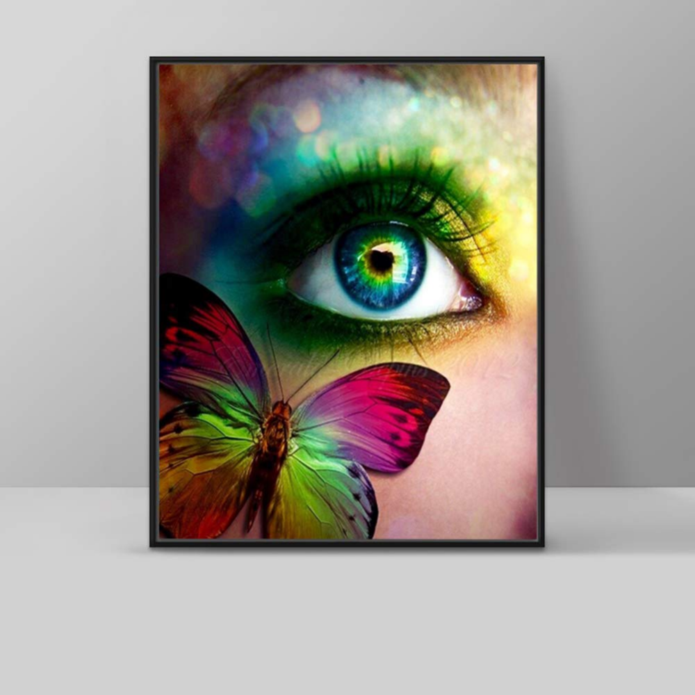DIY Diamond Number Rhinestone Painting Kits for Adults and Children Embroidery Diamond Arts Craft Home Decor 13.7/×17.7 inch NEILDEN 5D Full Drill Diamond Painting Kit
