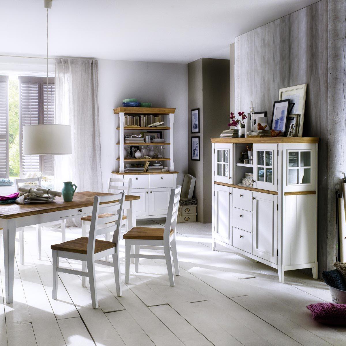 die #einrichtung im modernen #landhausstil überzeugt durch eine ... - Einrichtung Im Modernen Landhausstil