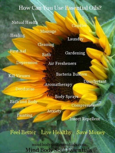 Free Essential Oil Aromatherapy Recipes and tips! - Mind Body Soul Essentials